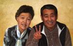 夫婦の人物肖像画3 E・S様ご注文分